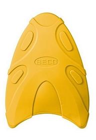 Доска для плавания Beco Kickboard Hydrodynamic 9693 2 желтая