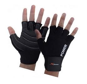 Перчатки для фитнеса X-power 9064 черные