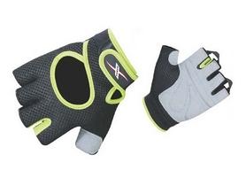 Перчатки для фитнеса X-power 9100 черные