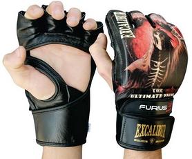 Перчатки для MMA Excalibur 680 черные