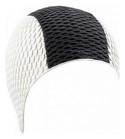 Шапочка для плавания Beco 7331 10 бело-черная