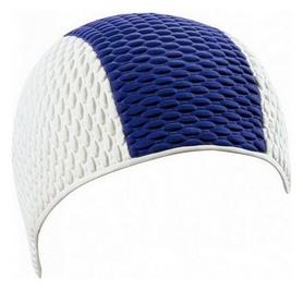Шапочка для плавания Beco 7331 16 бело-голубая