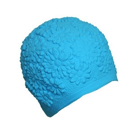 Шапочка для плавания женская Beco 7350 6 голубая
