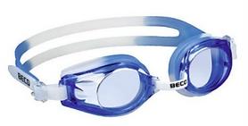 Очки для плавания детские Beco Rimini голубые