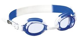 Очки для плавания детские Beco Sealife бело-синие