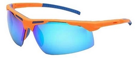 Очки спортивные Spider MC5265 оранжевые