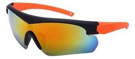 Очки спортивные Spider Oakley BD7932 оранжевые