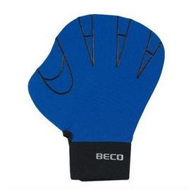 Перчатки для аквафитнеса Beco Full 9636 синие, размер - L