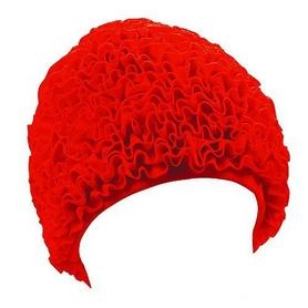 Шапочка для плавания женская Beco 7611 5 красная
