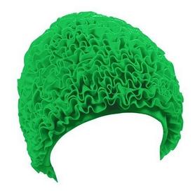 Шапочка для плавания женская Beco 7611 8 зеленая