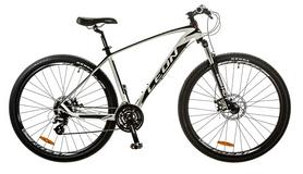 """Велосипед горный Leon TN-80 AM 14G DD 29"""" 2017 бело-черный, рама - 19"""""""