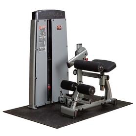 Тренажер для разгибания спины/сгибания мышц живота Body Solid DАВВ-SF