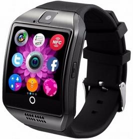 Часы умные SmartYou Q 18 Black