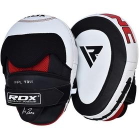 Фото 3 к товару Лапы боксерские RDX Gel Focus