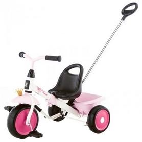 Велосипед детский трехколесный Kettler Happytrike Princess белый