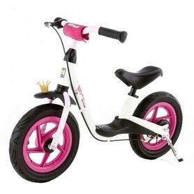 Беговел детский Kettler Spirit Air Princess белый с розовым
