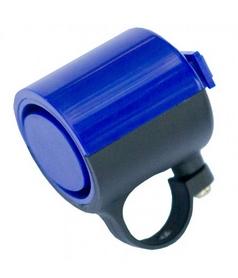 Звонок велосипедный (сирена) TW JH-101 синий