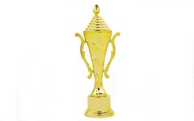 Кубок спортивный с ручками и крышкой ZLT Ability C-9696С