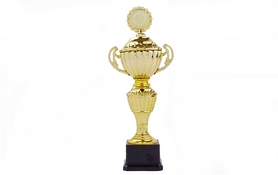 Кубок спортивный с ручками и крышкой ZLT Furore C-F7895С