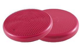 Подушка балансировочная массажная Pro Supra Balance Cushion FI-4272-R красная