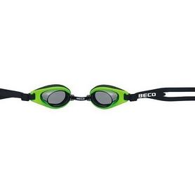 Очки для плавания детские Beco Malibu Pro зеленые