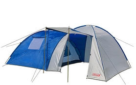 Палатка четырехместная Coleman 2908 (Польша)