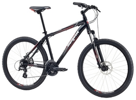 Велосипед горный Mongoose Switchback Expert 26 2014 Black рама - L