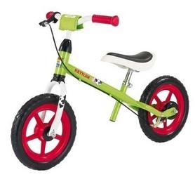 Велосипед детский Kettler Speedy Emma зеленый с красным