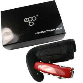 Фото 7 к товару Нож швейцарский Ego Tools A01.18