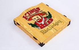 Фото 8 к товару Дартс классический с кабинетом для мишени Kings Head 18