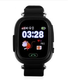 Часы умные детские SmartYou Q100 Black