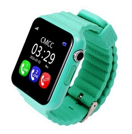Часы умные детские SmartYou W7 Green
