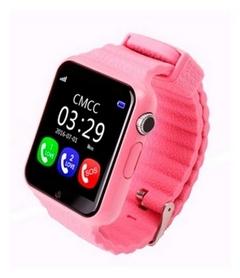 Часы умные детские SmartYou W7 Pink