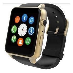 Часы умные SmartYou GT10 Gold/Black