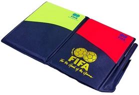Карточки судейские Soccer FIFA C-4586