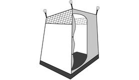 Распродажа*! Внутренняя палатка High Peak Innenzelt 200x140 см