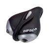 Фонарь велосипедный передний Infini Amuse I-201W черный - фото 1