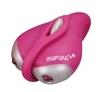 Фонарь велосипедный передний Infini Amuse I-201W розовый - фото 1