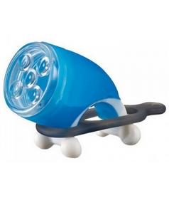 Фонарь велосипедный передний Infini I-202 2 режима синий