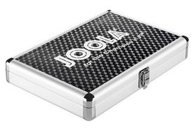 Футляр для ракетки Joola Bat Case Alu 80542J черный