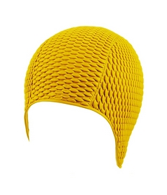 Шапочка для плавания мужская Beco 7300 2 желтая
