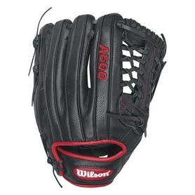 Перчатка-ловушка бейсбольная Wilson A500 WTA05RB1612 красная