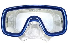 Маска для дайвинга детская Tunturi Diving Mask Junior 14TUSSW059