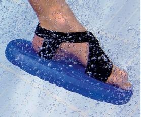 Сандалии для аквафитнеса Beco 9658 AquaTwin II S