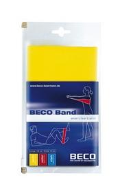 Эспандер ленточный для аквафитнеса Beco 9672 2 Band желтый