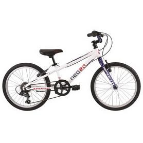 """Велосипед детский Apollo Neo boys Geared 16"""" белый"""