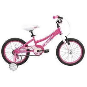 """Велосипед детский Apollo Neo girls 16"""" розовый"""