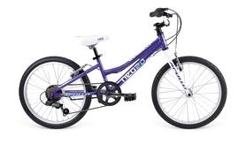 "Велосипед детский Apollo Neo girls Geared 20"" фиолетовый"