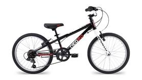 """Велосипед детский Apollo Neo boys Geared 20"""" черный"""