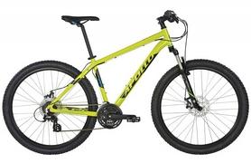 "Велосипед горный Apollo Aspire 20 27,5"" желтый, рама - L"